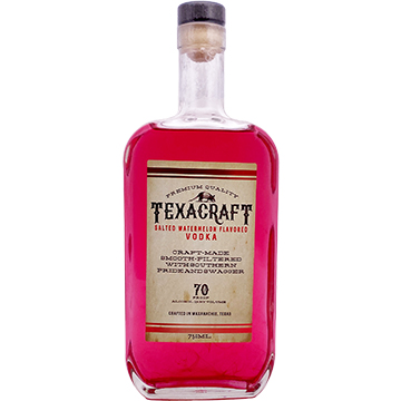 Texacraft Salted Watermelon Vodka