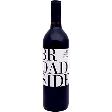 Broadside Paso Robles Cabernet Sauvignon 2018