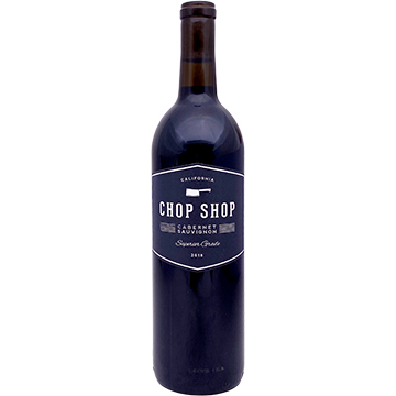 Chop Shop Cabernet Sauvignon 2018
