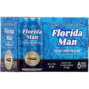 Cigar City Brewing Florida Man Double IPA
