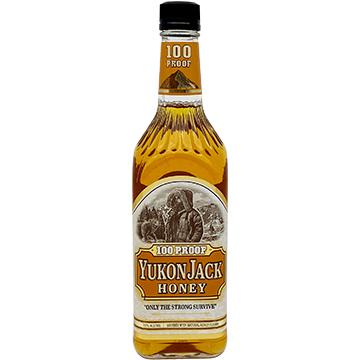 Yukon Jack Honey