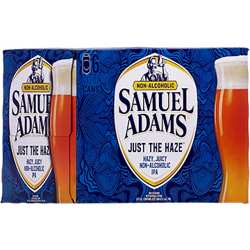 Samuel Adams Just The Haze
