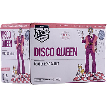 Two Pitchers Disco Queen