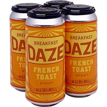 Main & Mill Breakfast Daze French Toast Stout