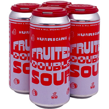 Main & Mill Hurricane Double Fruited Sour