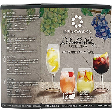 Drinkworks Wandering Vine Collection Variety Pack