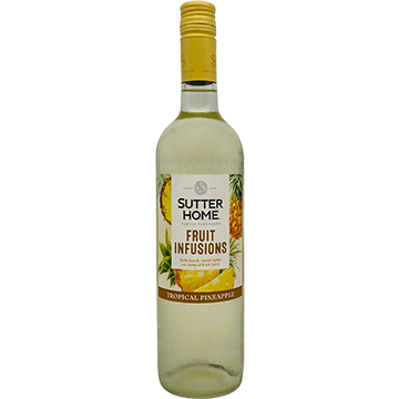 Sutter Home Fruit Infusions Tropical Pineapple