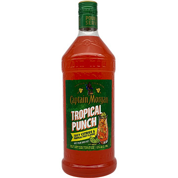 Captain Morgan Tropical Punch