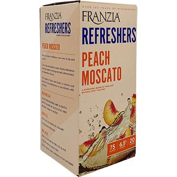 Franzia Refreshers Peach Moscato