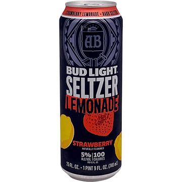 Bud Light Seltzer Strawberry Lemonade