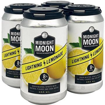 Junior Johnson Midnight Moon Lightning Lemonade