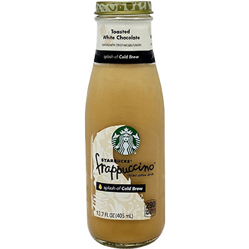 Starbucks Frappuccino Toasted White Chocolate