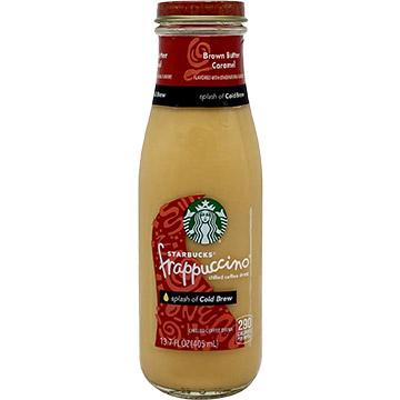 Starbucks Frappuccino Brown Butter Caramel