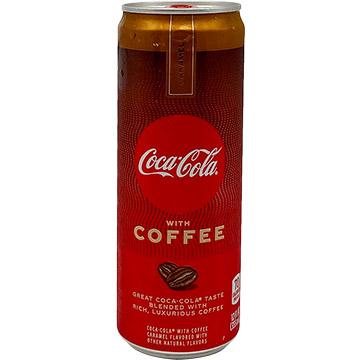 Coca-Cola with Coffee Caramel