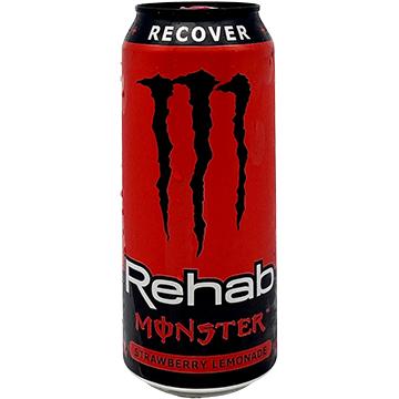 Monster Rehab Strawberry Lemonade