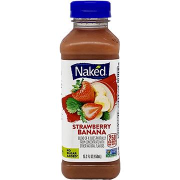 Naked Juice Strawberry Banana