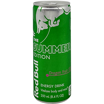 Red Bull The Summer Edition Dragon Fruit