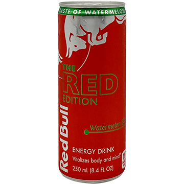 Red Bull The Red Edition Watermelon