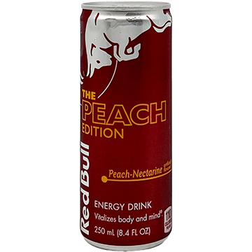 Red Bull The Peach Edition