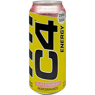 C4 Energy Cotton Candy