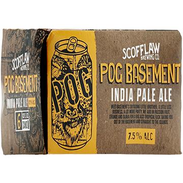 Scofflaw Pog Basement IPA
