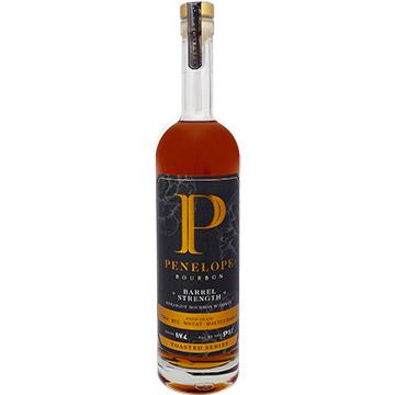 Penelope Bourbon Toasted Series Barrel Strength
