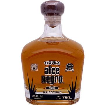 Alce Negro Anejo Tequila