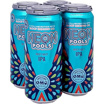 Ommegang Neon Pools