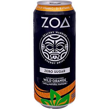 ZOA Zero Sugar Wild Orange