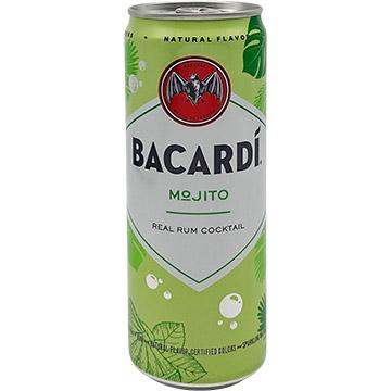 Bacardi Mojito Real Rum Cocktail