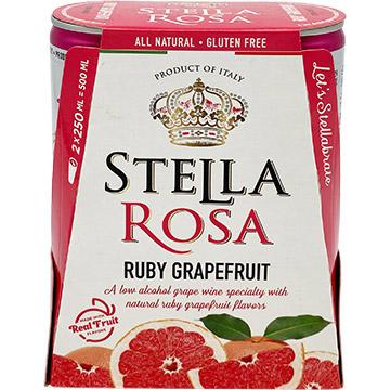 Stella Rosa Ruby Rose Grapefruit