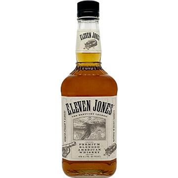 Eleven Jones Premium Blended American Whiskey