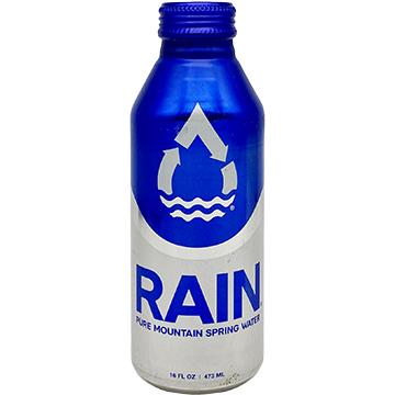 Rain Spring Water