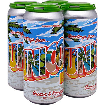 Pipeworks Greetings From Unicorn Island