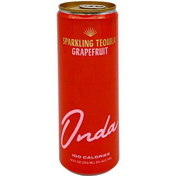 Onda Sparkling Tequila Grapefruit