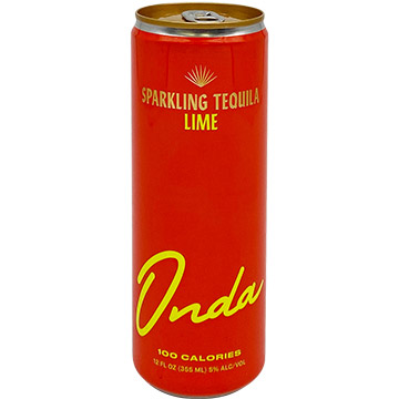 Onda Sparkling Tequila Lime