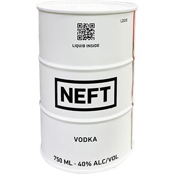 NEFT White Barrel Vodka
