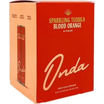 Onda Sparkling Tequila Blood Orange