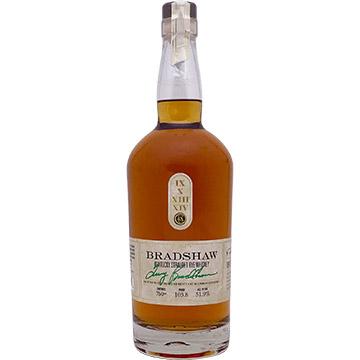 Bradshaw Kentucky Straight Rye Whiskey