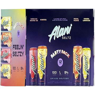 Alani Seltz Party Pack