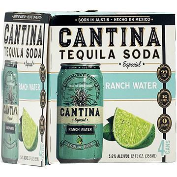 Cantina Especial Ranch Water Tequila Soda
