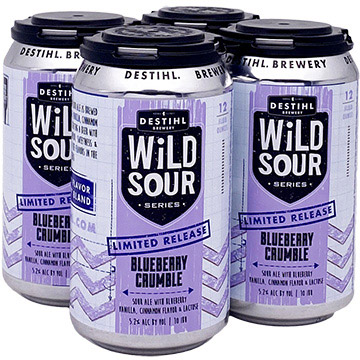 Destihl Wild Sour Series Blueberry Crumble