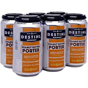 Destihl Peanut Butter Porter