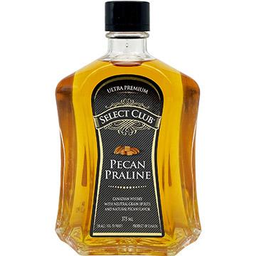 Select Club Pecan Praline Whiskey